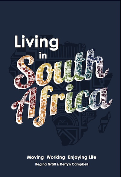Living in South Africa book by Regina Graeff and Derryn Campbell