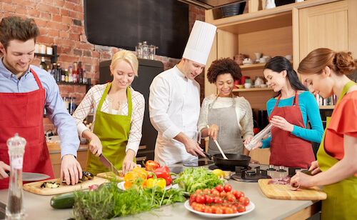 Cape Town Cooking Classes - ExpatCapeTown, image by Shutterstock