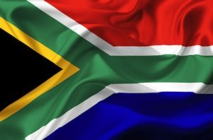 Flag of South Africa by shutterstock.com