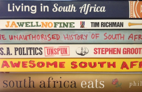 South African book fair in Cape Town