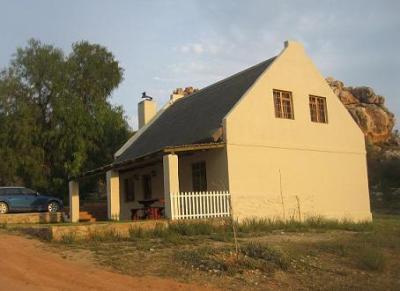 Cottage at Sanddrif Camp