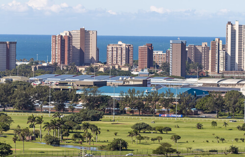 Royal Golf Course in Durban by ICSwart/Shutterstock.com