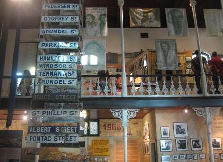 Cape Town District Six Museum