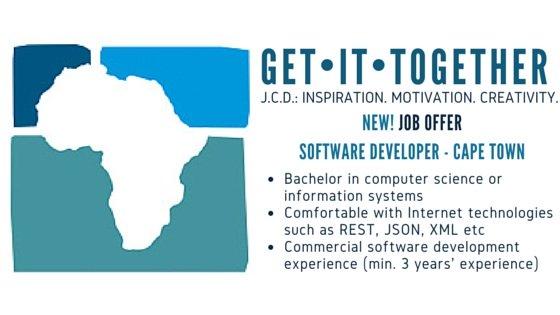 Software Developer Ad Cape Town