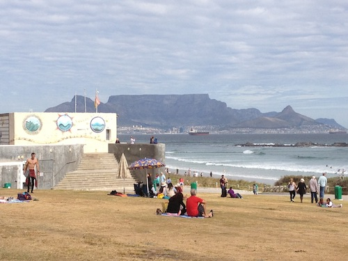 Freedom Day at Big Bay in Blouberg, image by ExpatCapeTown.com