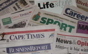 Cape Town Newspapers