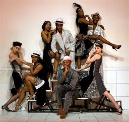 InSPIRAtions Dance Company in Cotton Club Moves