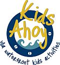 Kids Ahoy Logo V&A Waterfront Cape Town