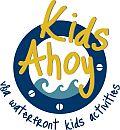 Kids Ahoy Logo V&A Waterfront Cape Town