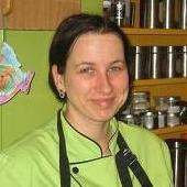 Nadin of Top Nosh Caterers