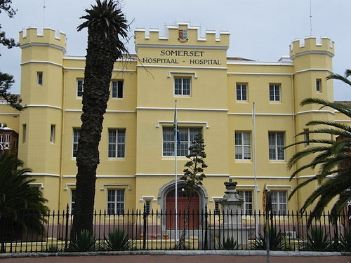 Somerset Hospital in Cape Town