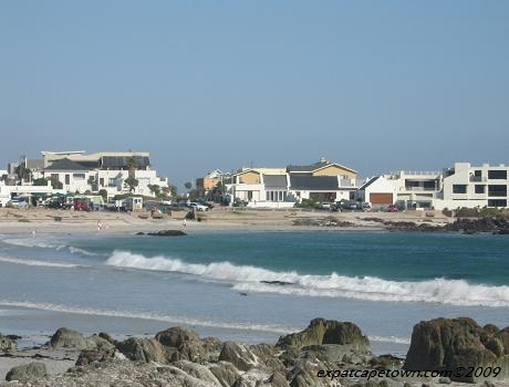 Blouberg Cape Town: Small Bay