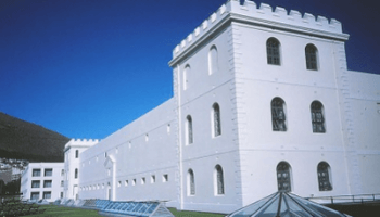 Cape Town Breakwater Prison building - image by BKP/Creative commons