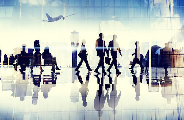 business travel image by shutterstock