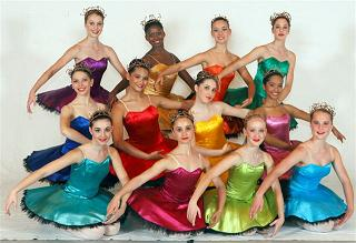 Young Dancers of Cape Junior Ballet