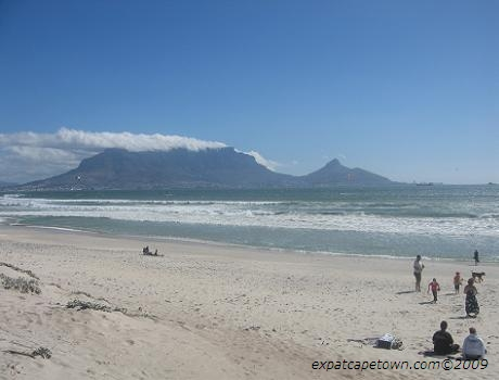 Cape Town Christmas at the beach