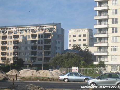 Milnerton Cape Town: BRT Construction along R27 to Cape Town