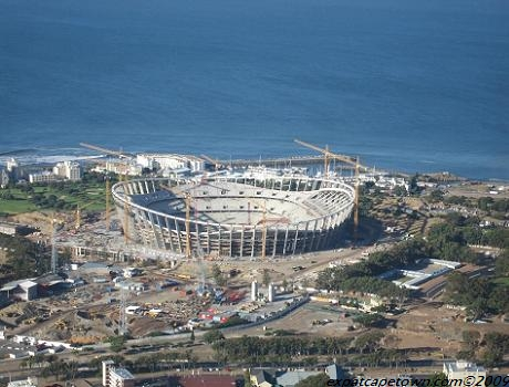 Cape Town World Cup: Greenpoint Stadium