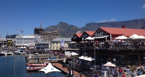 Cape Town V&A Waterfront, image by expatcapetown.com