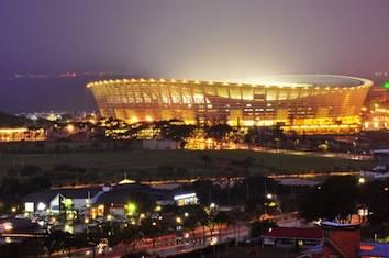Cape Town Stadium by little wormy/shutterstock.com