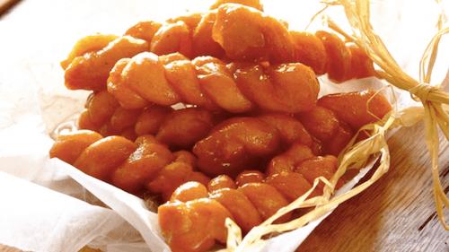 Koeksisters - South Africa food