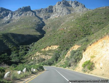 Chapmans Peak Drive Cape Town