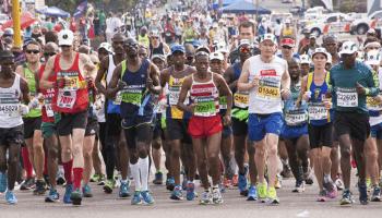 comrades marathon runners - image by IC Swart/Shutterstock.com