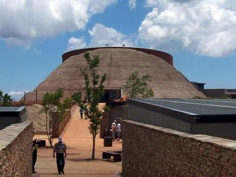 Maropeng Museum Complex and Caves are a MUST visit!