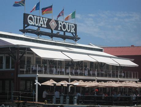 Enjoy your expatriate lifestyle at Cape Town's Waterfront