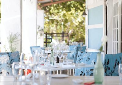 The Foodbarn Noordhoek Cape Town