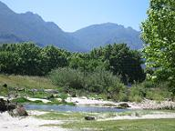 The Riverside near Franschhoek