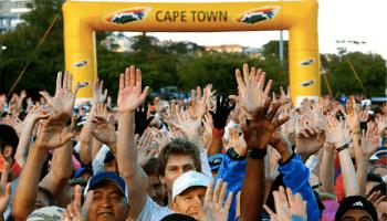 Cape Town gun run - image from gallery thegunrun.co.za