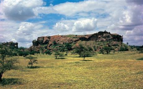 Mapungubwe by Sanparks.org.za