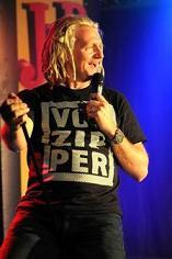 Comedian Mark Sampson