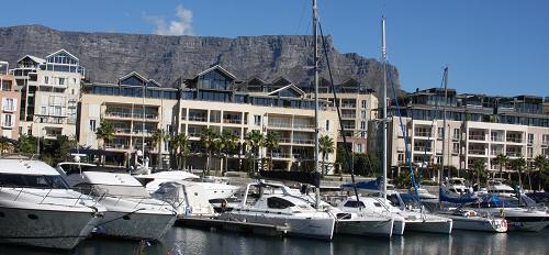 Living at the Cape Town Waterfront by CK