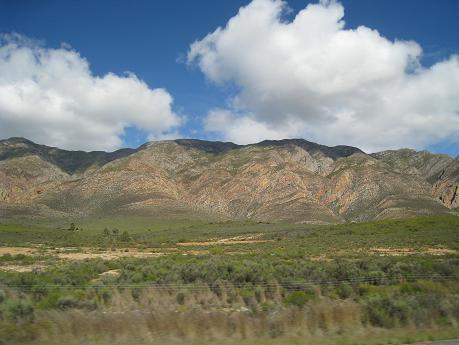 Western Cape Landscape