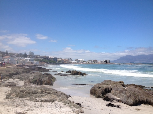 Blouberg Small Bay by ExpatCapeTown