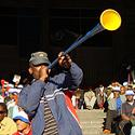 Vuvuzela, copyright by flickr.com