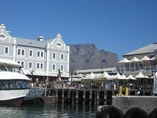 Victorian Buildings at the V&A Waterfront