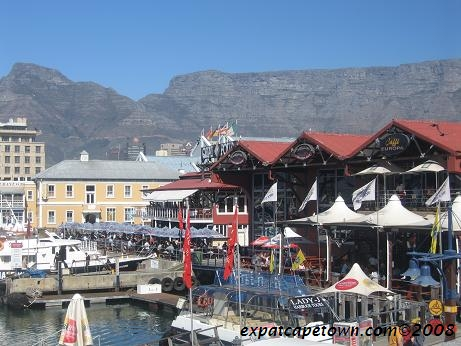 V&A Waterfront Shops and Restaurants
