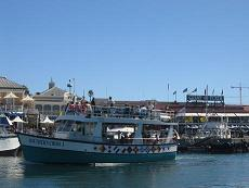 Take a harbour cruise at the Waterfront