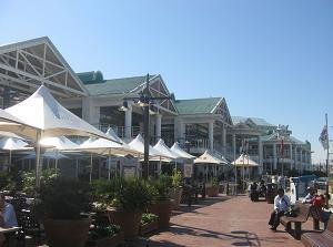 Victoria Wharf at the V&A Waterfront