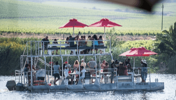 Robertson Wine on the River boat