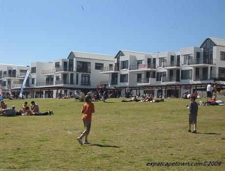 Big Bay Cape Town Eden on the Beach
