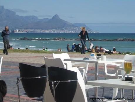 Cafe Eden at Big Bay