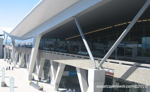Cape Town Airport 2010