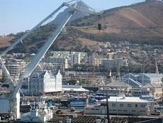 Cape Town still is a working harbour