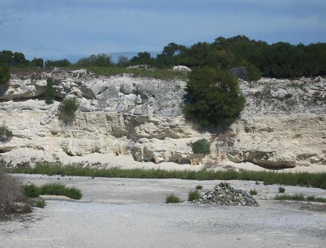 Robben Island Quarry