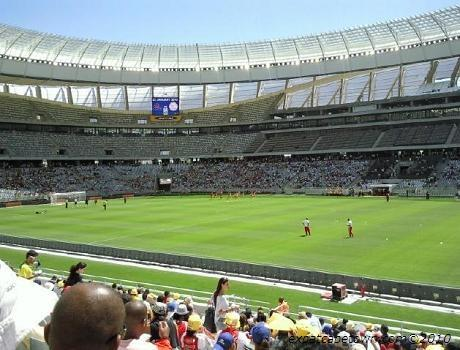 CapeTown Stadium Soocer Pitch