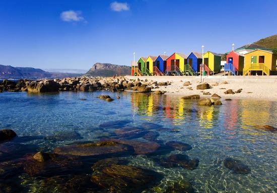 St James beach by Shutterstock